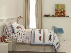 These only have a 200 thread count but they are all cotton and percale.