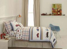 Khaki Twin Bed Skirt