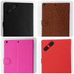 Fashionable, Fun Colors for the new iPad Air Racer case by Gwee. Keeps your iPad protected and clean at once.