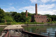 Abandoned North Brother Island ~ New York