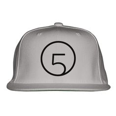 Fifth Harmony Logo Embroidered Snapback Hat