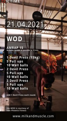 Crossfit Workout Program, Crossfit Routines, Crossfit Workouts At Home, Amrap Workout, Hiit Workout At Home, Abs Workout Routines, Gym Workout Tips, Workout Programs, Heath And Fitness