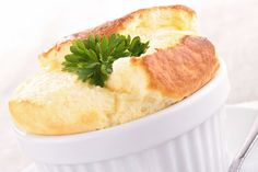 Cheese Souffle - Cheese - Recipe Detail | www.expatwomanfood.com