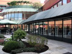 The British Library restaurant