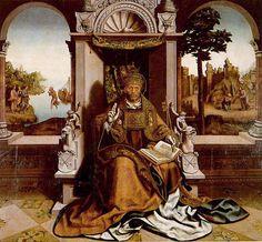 Grão Vasco (Vasco Fernandes) - c.1475-c.1542 - Santo Pedro