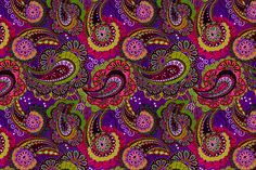 Paisley seamless pattern by Sunny_Lion on Creative Market
