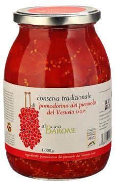 Piennolo Vine Tomatoes Casa Barone - Mount Vesuvius, Campania, Italy - 35.3 oz Casa Barone http://www.amazon.com/dp/B0049UJU30/ref=cm_sw_r_pi_dp_dVsqvb0G3V0YH