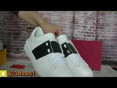 separation shoes 1cd98 58446 Valentino Sneakers Unboxing !
