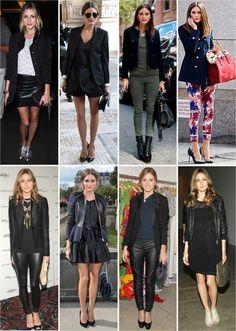 Faça como Olivia: invista em jaquetas | http://alegarattoni.com.br/faca-como-olivia-invista-em-jaquetas/