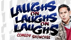 """Josef Anolin Headlines """"Laughs On Laughs On Laughs"""" @ Punch Line Comedy Club (San Francisco, CA)"""