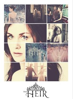The Heir - Can't wait for it's release! And I pre-ordered a signed copy so I'm even more excited!