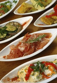 Tapas, la versione spagnola dell'aperitivo