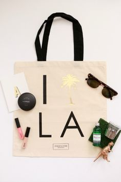 Products Los Angeles California Bachelorette and Wedding Guest Canvas Tote Bag, Party Favors Wedding Bachlorette Party, Bachelorette Party Games, Bachelorette Weekend, Bridesmaid Duties, Bridesmaid Gifts, Inexpensive Wedding Favors, Wedding Order, Wedding Party Favors, Wedding Ideas