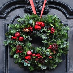 1st Christmas, Christmas Themes, Christmas Wreaths, Christmas Decorations, Xmas, Holiday Decor, Deep Winter, Ornaments, Floral