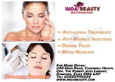 Anti-ageing Treatments,Anti Wrinkle Injections,Dermal Filler,Micro Needling  www.inoabeauty.com