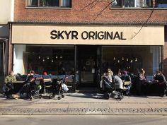 SKYR Original, Kopenhagen Smoothies, Street View, Design, Interior, Indoor, Interiors, Smoothie, Interieur