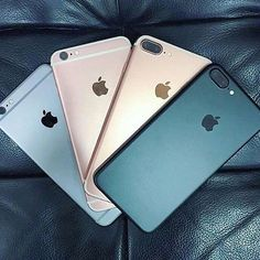 Via @iphone 7new Which one do you like most? 1 Iphone 7 plus 2 Iphone 6s plus #electronic #gadget #TagsForLikes #L4L #phones