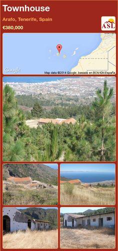 Townhouse in Arafo, Tenerife, Spain ►€380,000 #PropertyForSaleInSpain