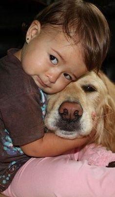 """""""Ame o que você tem. Antes que a vida te ensine a amar o que você tinha."""" Dogs And Kids, Animals For Kids, Animals And Pets, Baby Animals, Cute Animals, Funny Animal Pictures, Cute Pictures, Cute Kids, Cute Babies"""