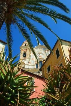 ~Cervo, Liguria, Italy~