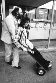 Peter Grant & Jimmy Page