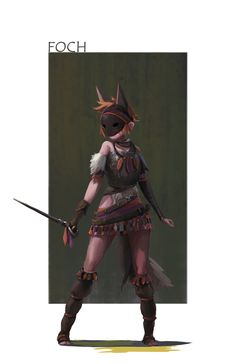 ArtStation - Ancient Civilizations: Lost & Found - Character Design, Kenny Jeong