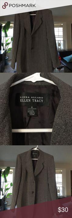 Ellen Tracy Blazer Excellent condition Ellen Tracy Jackets & Coats Blazers