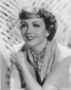 Claudette Colbert #hollywood #classic #actresses #movies by dana