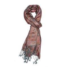 Dress yourself in this luxurious Jamavar Silk Scarf. This scarf is crafted from soft, lightweight weave to create intrinsic designs on 100% superfine silk. The patterns are so finely done that the front and the back of the scarves are indistinguishable. Wear it in different styles for avant-gardelooks.         Your scarf will be delivered in a stylish box with a magnet closure. This reusable box is the perfect travel companion to protect your scarf when traveling.  Woven Silk Scarf Size…