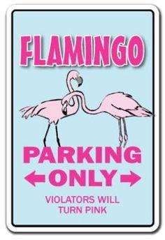Flamingo Parking