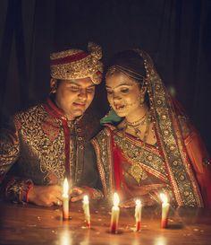 Indian wedding photography - Pratik weds Himaxi