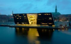 The Royal Library Copenhagen, Denmark - 20 Libraries So Beautiful They'll Bring Out the Bookworm in Everyone | Travel + Leisure
