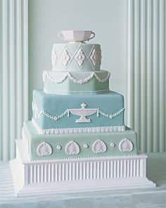 Chocolate Cake - Martha Stewart Weddings Cakes,  wedding, bride, bridal, torta di matrimonio, gateaux de mariage, bolo de casamento