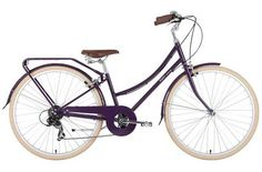 Buy Bobbin Bicycles Brownie Women's Hybrid Bike BIKE from £297.00. Price Match + Free Click & Collect & home delivery.