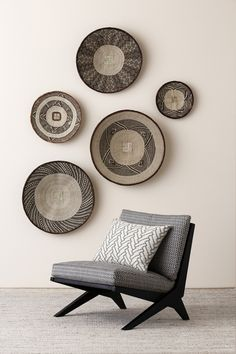 The Tribal range coordinates patterns with high performance plains in tonal brown, bone and black.