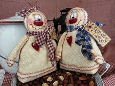 Gingie Love and Joy Pattern 131 by GingerberryCreek on Etsy