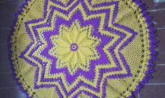 My crochet work Ouma Devu