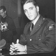 Elvis Presley in Bad Nauheim -