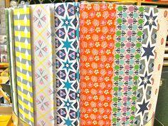 Rie Elisen Larsen paper pattern