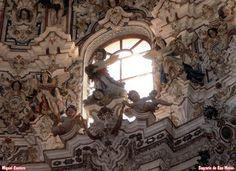 El barroco andaluz, una explosión de sensaciones / The Andalusian Baroque is an explosion of sensations