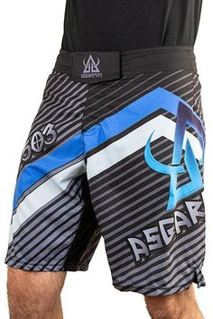 Buy Performance - Shorts - For Fitness, Training, Athlete or workout – Mma Shorts, Mouth Guard, Training Tops, Freedom Of Movement, Black And White Design, Jiu Jitsu, Athlete, Workout, Fitness