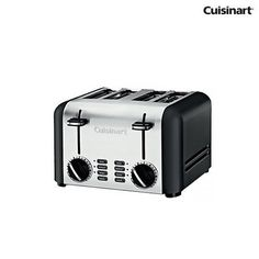 Cuisinart Elements 4-Slice Toaster at 70% Savings off Retail!
