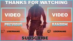 Spec Ops The Line Outro Template FREE SONY VEGAS PRO 11, 12, 13