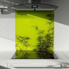Spice up your kitchen with an image printed splashback