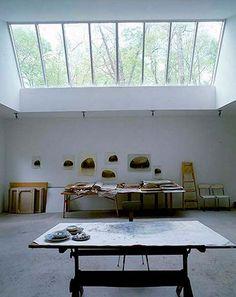 Art studio/dance space