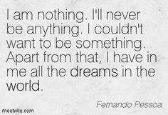 Fernando Pessoa quote