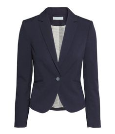 H&M US - Fitted Jacket Size 8.....I'll take one in every color. :)
