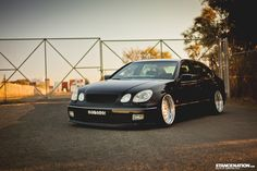 Simplicity is Beauty // Chook's Lexus GS300. | StanceNation™ // Form > Function