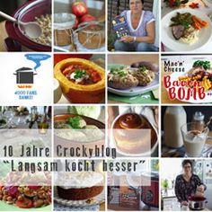 Crocky-Blog | Rezepte & Kochbücher für Slowcooker und Schongarer