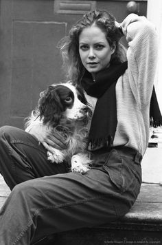 Actress Jenny Seagrove.  MILLIONS HAVE LOVED SPRINGERS BECAUSE THERE IS A LOT TO LOVE ABOUT THEM!